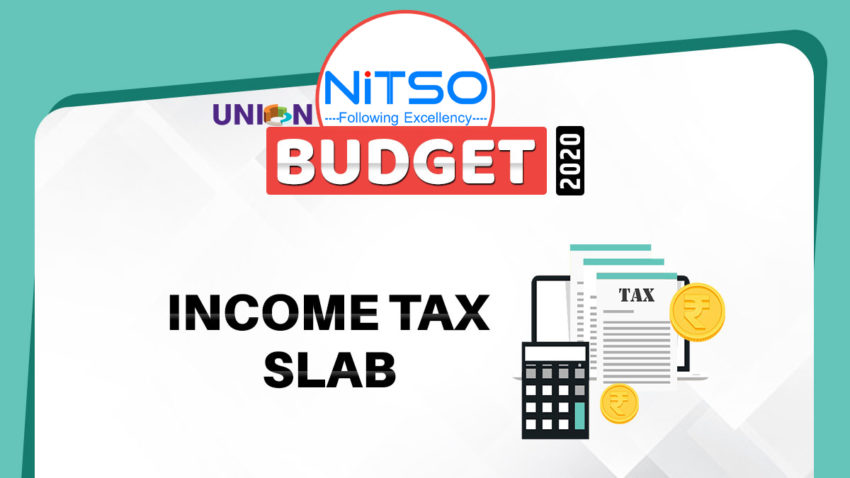 income tax slab budget 2020