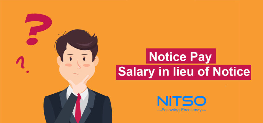 Notice Pay Article
